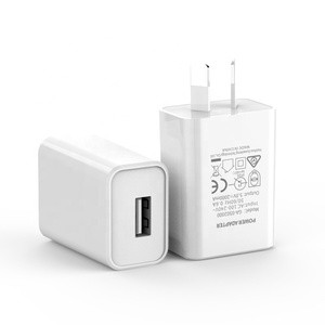 excellent SAA certificated AU plug 5v 2a super fast charger for mobile