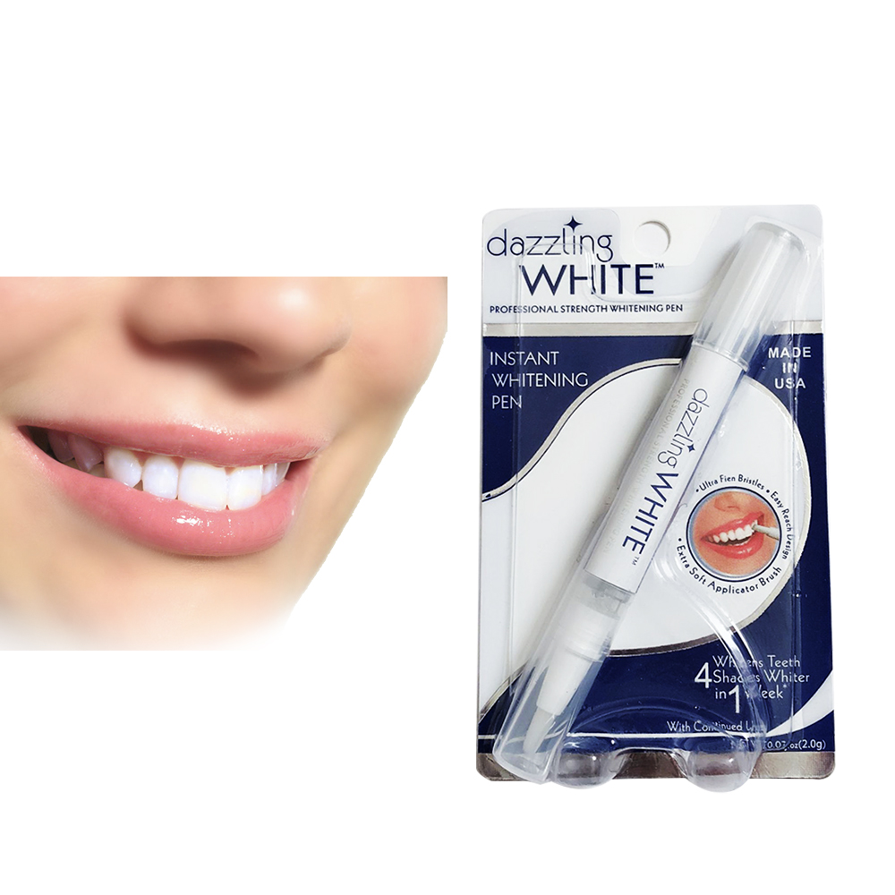 Oem Private Label 2ml/3ml Non Peroxide Bleaching Gel Teeth Whitening Pen Pure Natural Teeth Whitening Pen Private Logo For Home