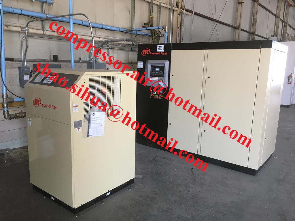 Industrial rotary ingersoll rand air compressor screw air compressor machine R55i R75i R55n R75n ingersoll-rand for sale