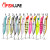 Popper Hard Bait 110mm/38.6g Fishing Lures Sinking with Trebke Hooks Swimbait Hard Lure for Carp Fishing Sinking Fishing Minnow