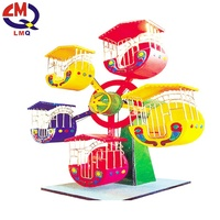 Good price hot sale amusement park indoor/outdoor cheap portable mini ferris wheel for sale