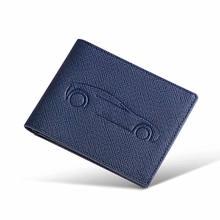 Мужской держатель для водительских прав, черный, коричневый, синий цвета, из натуральной кожи, PL185138, 2019(Китай)
