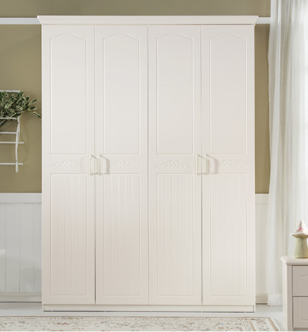 Low Price Particleboard Wardrobe