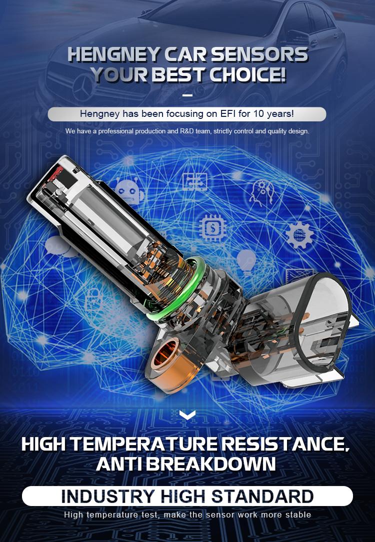 Otomatik sensör parçaları 3781020-02 550245 46798368 için Fiat Alfa Romeo Lancia Abarth Ford cranskshaft konum sensörü