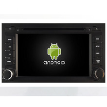 7 polegadas android 7.1 car multimedia player com som para Seat leon 2014