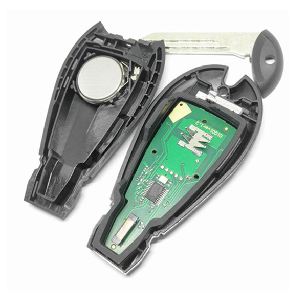 Hot selling new style 5+1 buttons 434mhz ID46 M3N5WY783X with emergency key blade for chrysler key