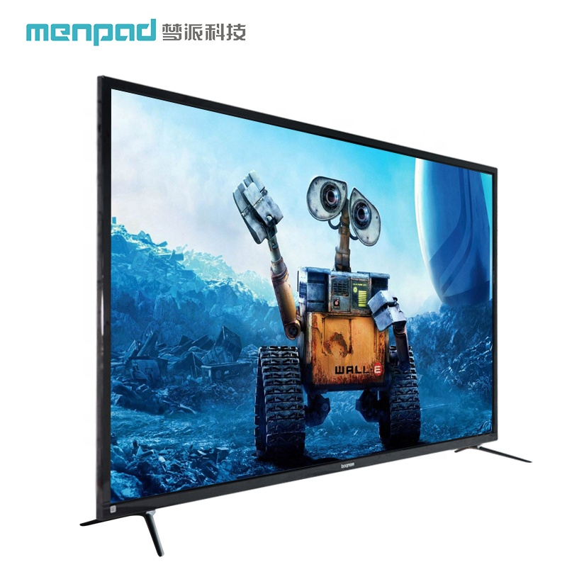 super narrow fireproof material network HD 512M+4G 40 inch 3D sound ultra thin lcd hotel <strong>tv</strong>