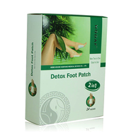 New Arrival Herbal Detox Foot Patch Jinger