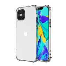 For iPhone 12 Case Soft TPU Clear Phone Case Transparent Shockproof Bumper Protective Cases For iPhone 12 Pro Max 2020
