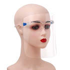 Product PET Best Selling Product Safety Protective Disposable Plastic Glasses Frame Face Shield