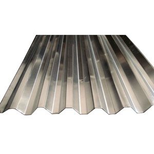 Construction & real estate metal building materials corrugated galvanized steel roofing sheet