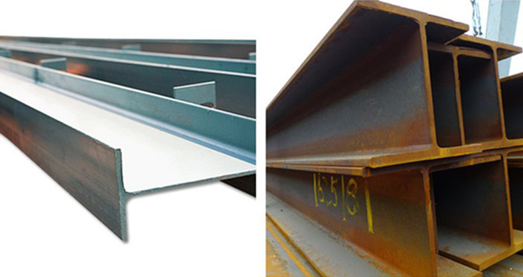 H Beam ASTM A36 Carbon Hot Rolled Prime Structural Steel galvanized steel beam