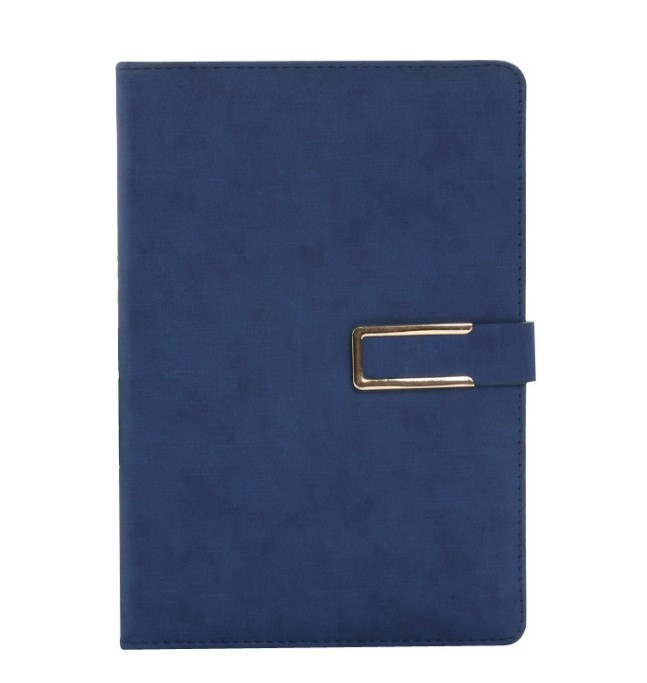a5 custom logo  personalized pu leather diary notebook