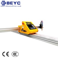 Ebeyc Ready to ship portable CNC plasma cutting machine with THC Supporting Oxyfuel and Plasma Cutting