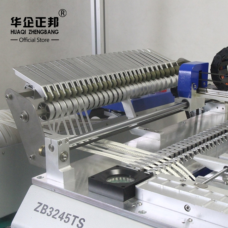 Automatic Pick and Place Machine with Double Placement Head/low cost PCB chip mounter,SMT mounting machine