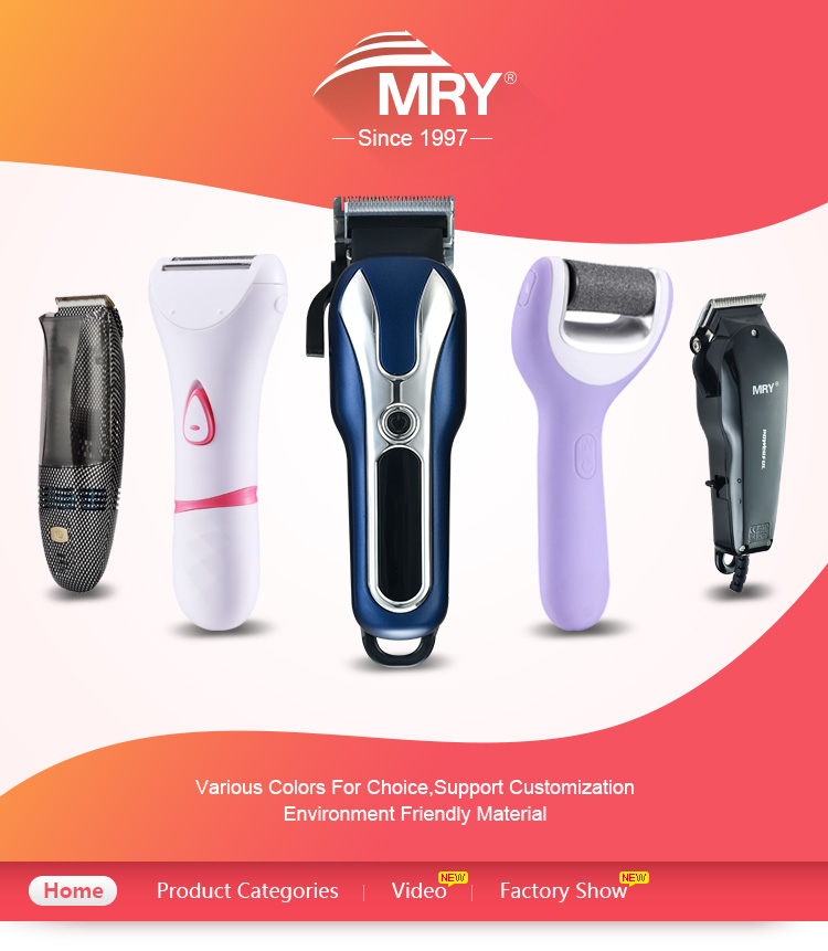 MRY Professional ELectric Razor  Electric Men Shaver Blade Multiply Head Suit Hair Clipper Nose Trimmer Facial Brush