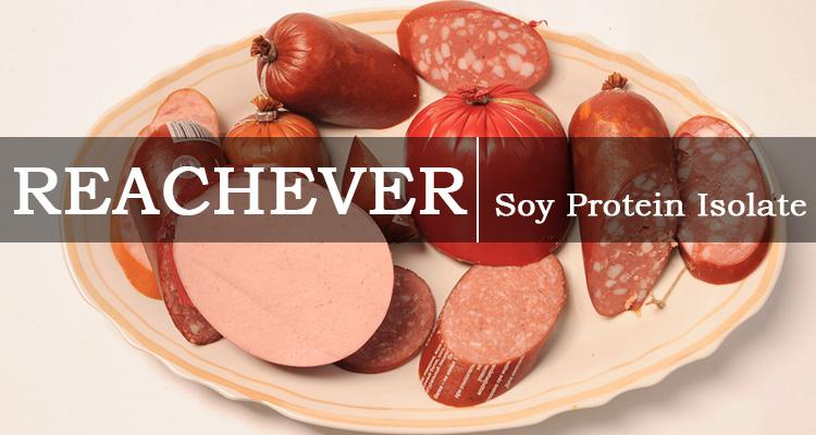 De proteína de soja orgánica aislar materias primas de aislar proteínas