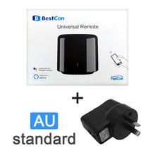 2020 BroadLink BestCon RM4C Мини WIFI Универсальный умный мини-контроль Интеллектуальный ИК-пульт дистанционного управления, совместимый с Alexa Google Home(Китай)