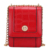 Woman phone holder mini shoulder bag chain pu leather messenger bag