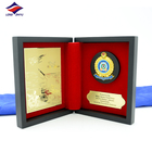 Longzhiyu 13 years china professional manufacturer custom award engraved wooden plaques customised UAE wooden souvenir shields