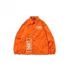Men Low MOQ Custom Wholesale Men Nylon Coaches Jacket