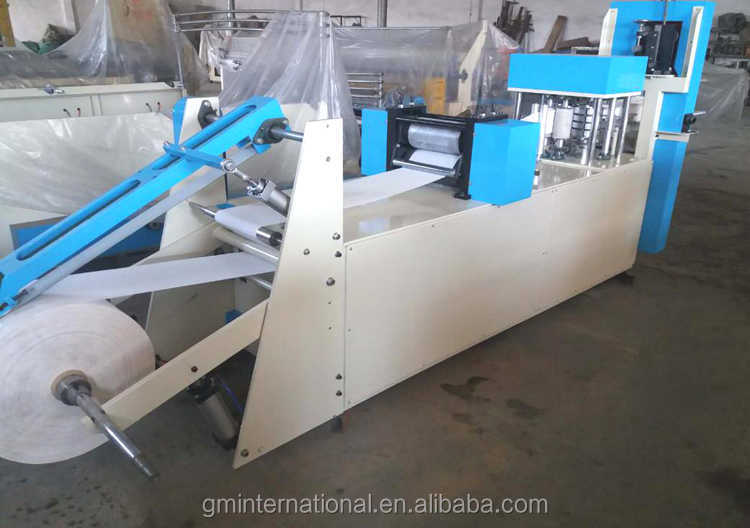 Two Color Paper Napkin Tissue Making Machine Price