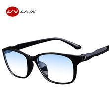 UVLAIK, анти-синий светильник, очки для чтения, для мужчин и женщин, очки для дальнозоркости TR90, материал, дальнозоркость, очки по рецепту + 1,0 + 4,0(Китай)