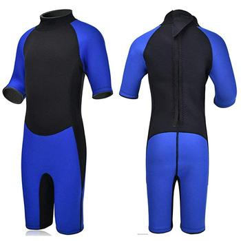 Neoprene swim diving wetsuit