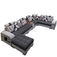 ProCARE Furniture Factory Provided Living Room Sofas/Fabric Sofa Bed Royal Sofa