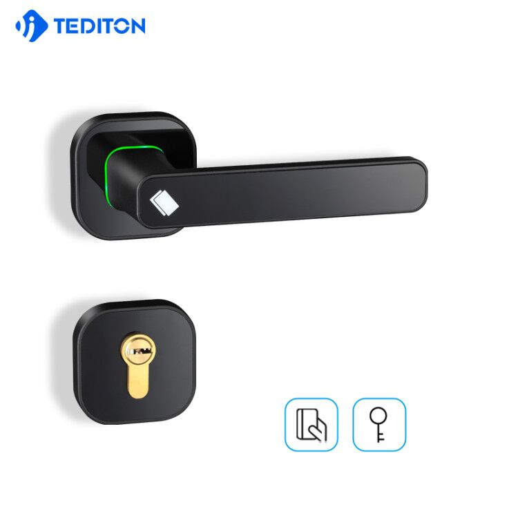 Hight Quality Smart Rfid Digital Safe Hotel Lock System with Software