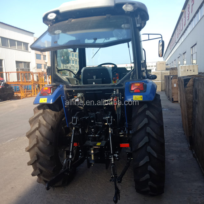 Factory directly sale good performance 100hp china tractor