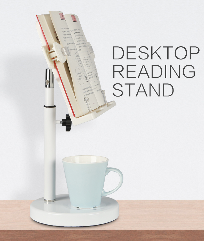 Black Metal Bookend Unique Book Stand Desk Stand Gifts for Book Lovers Cool Super Hero Book Holder