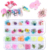 Wholesales customized 3d gel nail sticker