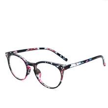 Прозрачные женские очки, оправа для мужчин, анти-синий светильник, оправа для очков, винтажные круглые прозрачные линзы, очки, оптическая оп...(Китай)
