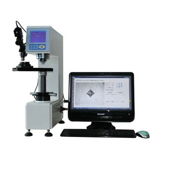 HBRVS-187.5D Digital Display Motorized Brinell Rockwell Vicker Universal Hardness Tester