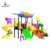 Hot Sale Colorful 800*400*380cm  Kids Outdoor Playground Equipment
