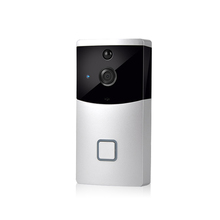 Smart Security Draadloze App Afstandsbediening Met Dingdong Ring Bell Wifi Video Deurbel Tuya