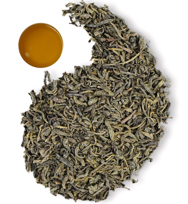 Chunmee China Organic Green Fannings for tea bag best taste