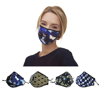 dust mask washable cotton mouth face mask material