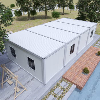 Prefabricated smart house,Low Cost whole sale full containers,Pre-made modern house plans