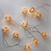 TAIZHOU 2*AA battery series mini string light led Xmas Party Lights for decoration