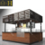 Beverage shopping kiosk counter kiosk mall shopping China builder