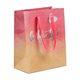 Colorful Full Custom Printing high quality wholesale Gift Packing glossy paper Bag