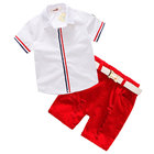 Baby wears children clothing sets kids clothes boys wear cartoon baby boy's clothing sets