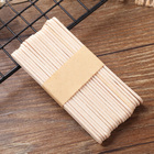 Sticks Popsicle Popsicle Stick Food Grade Lollipop Eco-friendly Organic Bundle Wooden Ice Cream Sticks Popsicle Sticks