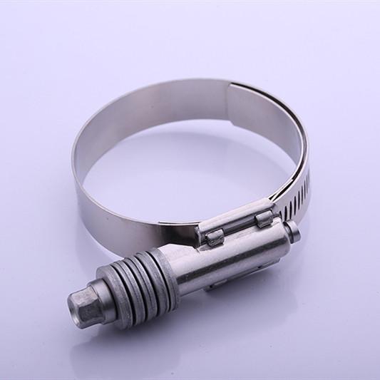 नमूना के लिए मूल स्टॉक बैंड clamps के लिए निरंतर तनाव अमेरिकी प्रकार नली बंद ऑटो स्पेयर कार भागों शैली के साथ अच्छी सेवा