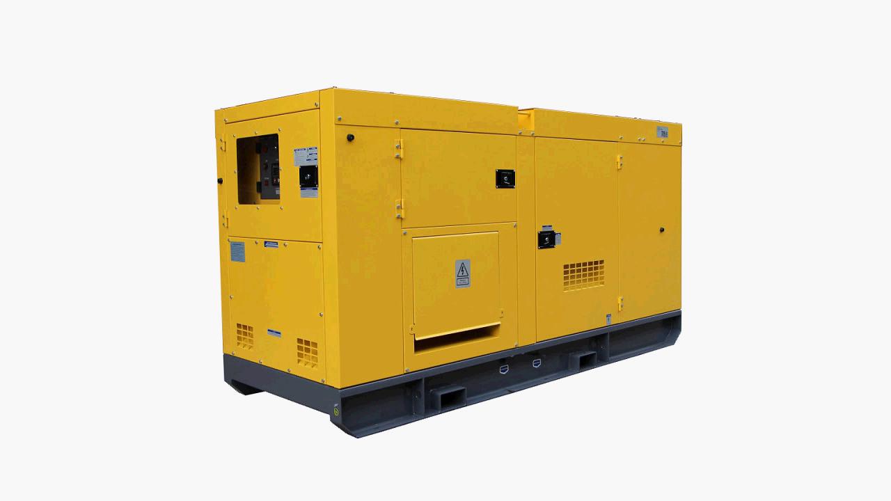 380v 50hz 20kw Diesel Generator 3 Phase 25kva 25 Kva Silent Soundproof Generator Price 220 Volts 380 Volt