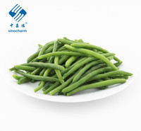 Variety 5991 Lanhu Stringless IQF Frozen Green Bean