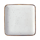 2019 New Design Dishwash Safe Porcelain Dinnerware Plate China Plates Square