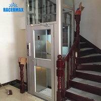 Racermax cheap home elevators residential elevators mini home lift
